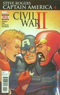 Captain America Steve Rogers (2016) 4