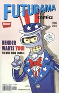 Futurama Comics (2000 Bongo) 80