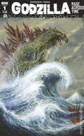 Godzilla Rage Across Time (2016 IDW) 1A