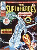 Super-Heroes (1975-76 Marvel UK) 1