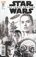 Star Wars The Force Awakens Adaptation (2016 Marvel) 3B