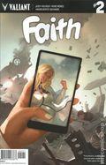 Faith (2016 Valiant 2nd Series) 2B