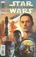 Star Wars The Force Awakens Adaptation (2016 Marvel) 3A