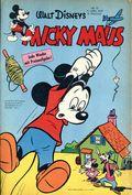 Micky Maus (German Series 1951- Egmont Ehapa) 1959, #15