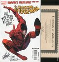Amazing Spider-Man (1998 2nd Series) 566DF.SIGNED