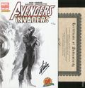 Avengers Invaders (2008 Marvel Dynamite) 7DF.SIGNED.A