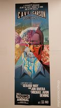 Cave Carson has a Cybernetic Eye Poster (2016 DC) DC's Young Animal ITEM#1