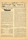 Gridley Wave (1959) Fanzine 2
