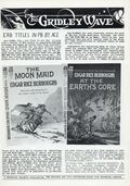 Gridley Wave (1959) Fanzine 6REP