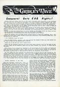 Gridley Wave (1959) Fanzine 9