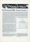 Gridley Wave (1959) Fanzine 11