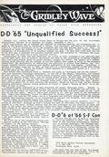 Gridley Wave (1959) Fanzine 19