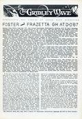 Gridley Wave (1959) Fanzine 23