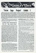 Gridley Wave (1959) Fanzine 26