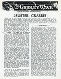 Gridley Wave (1959) Fanzine 38