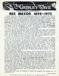 Gridley Wave (1959) Fanzine 41