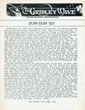 Gridley Wave (1959) Fanzine 85