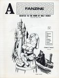 "A Fanzine ""Devoted to the Work of Walt Disney"" (1969) 2"