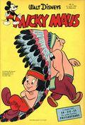 Micky Maus (German Series 1951- Egmont Ehapa) 1959, #24