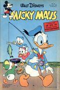 Micky Maus (German Series 1951- Egmont Ehapa) 1959, #25