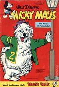 Micky Maus (German Series 1951- Egmont Ehapa) 1959, #37