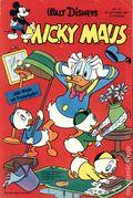 Micky Maus (German Series 1951- Egmont Ehapa) 1959, #44