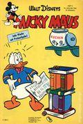 Micky Maus (German Series 1951- Egmont Ehapa) 1960, #3
