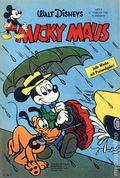 Micky Maus (German Series 1951- Egmont Ehapa) 1960, #9