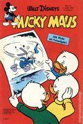 Micky Maus (German Series 1951- Egmont Ehapa) 1960, #10
