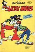 Micky Maus (German Series 1951- Egmont Ehapa) 1960, #11