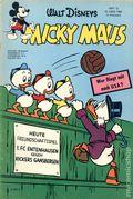 Micky Maus (German Series 1951- Egmont Ehapa) 1960, #12