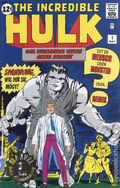 Incredible Hulk (German Edition 1999) Facsimile 1GOLD