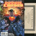 Infinite Crisis (2005) 1BDFSIGNED