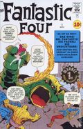 Fantastic Four (1999) German Reprint 1GOLD