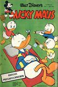 Micky Maus (German Series 1951- Egmont Ehapa) 1955, #5