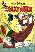 Micky Maus (German Series 1951- Egmont Ehapa) 1955, #6