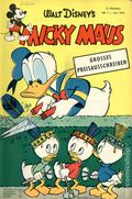 Micky Maus (German Series 1951- Egmont Ehapa) 1955, #7