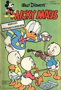 Micky Maus (German Series 1951- Egmont Ehapa) 1955, #11
