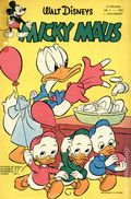 Mickey Mouse (German Series 1951 Micky Maus) 1956, #1