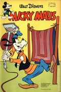 Micky Maus (German Series 1951- Egmont Ehapa) 1956, #7