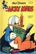 Micky Maus (German Series 1951- Egmont Ehapa) 1956, #13