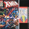 Uncanny X-Men (1963 1st Series) 375AU.WIZ.SIGNED