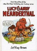 Lucy and Andy Neanderthal HC (2016- Crown Books) 1-1ST