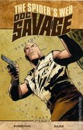 Doc Savage The Spider's Web TPB (2016 Dynamite) 1-1ST