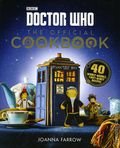 Doctor Who The Official Cookbook HC (2016 HarperCollins) 40 Wibbly-Wobbly, Timey-Wimey Recipes 1-1ST