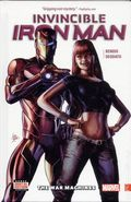 Invincible Iron Man HC (2016 Marvel) By Brian Michael Bendis 2-1ST