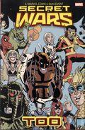 Secret Wars Too TPB (2016 Marvel) 1-1ST