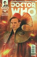 Doctor Who The Eleventh Doctor Year Two (2015) 12B