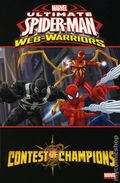 Marvel Universe Ultimate Spider-Man: Web Warriors Contest of Champions TPB (2016 Digest) 1-1ST