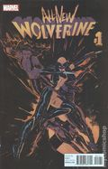 All New Wolverine (2015) Annual 1B